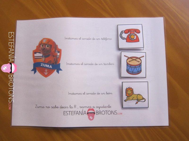 Taller de Estimulación del Lenguaje de www.estefaniabrotons.com
