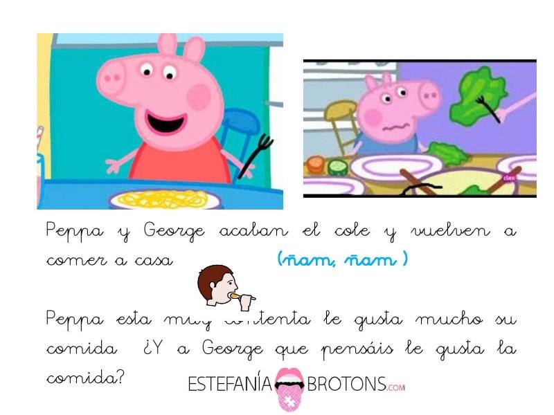 Estimulacion del lenguaje oral con Peppa Pig-page-012