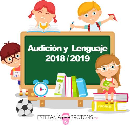 Cuaderno del Maestro de Audición y Lenguaje - estefaniabrotons.com