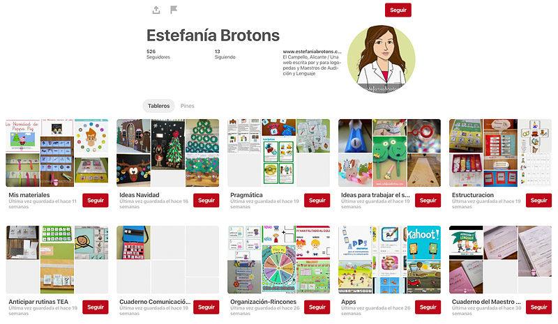 Pinterest - Aula de Audición y Lenguaje