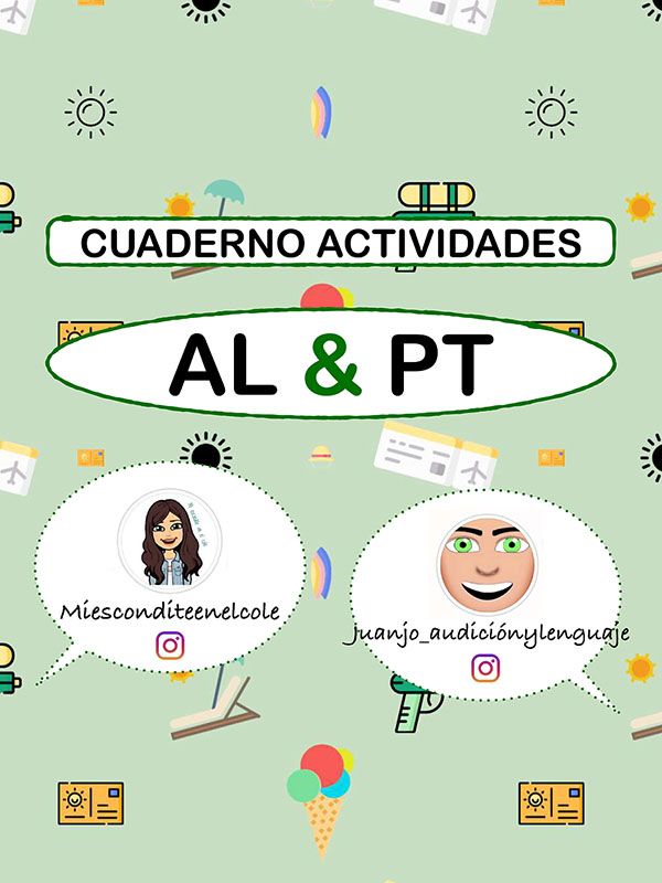 Actividades para Audición y Lenguaje y Pedagogía Terapéutica