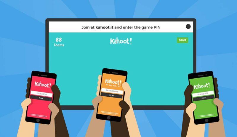 Webs y Aplicaciones para Maestros - Kahoot!